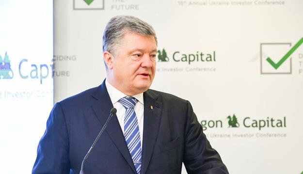 Poroschenko: 42,6 Prozent der ukrainischen Exporte gehen in die EU