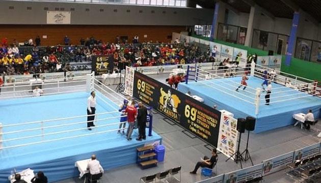 Стал известен состав сборной Украины по боксу на турнире
