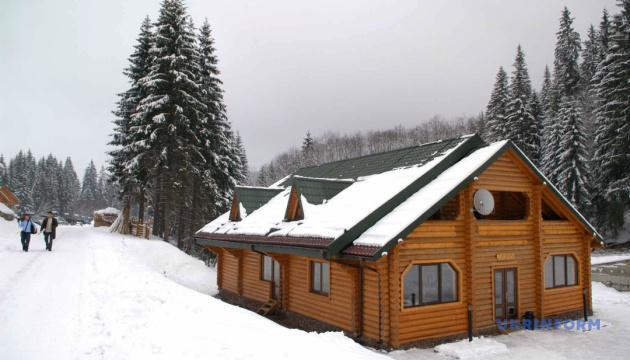 Отели и усадьбы Яремче на Новый год забронированы на 90%