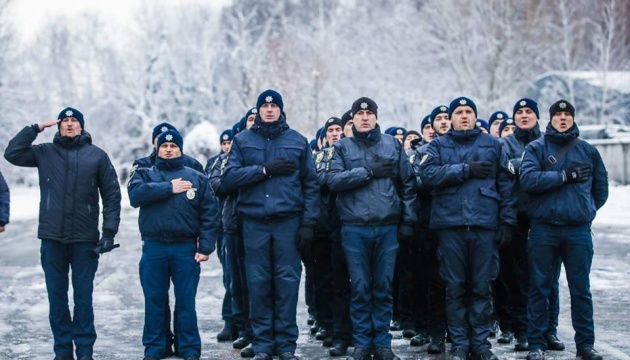 Тернопільські поліцейські підтримали флешмоб