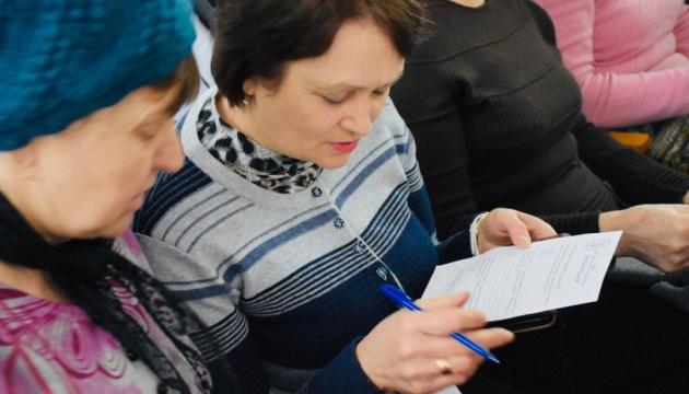 Олевська ОТГ на Житомирщині першою затвердила 3-річний план розвитку