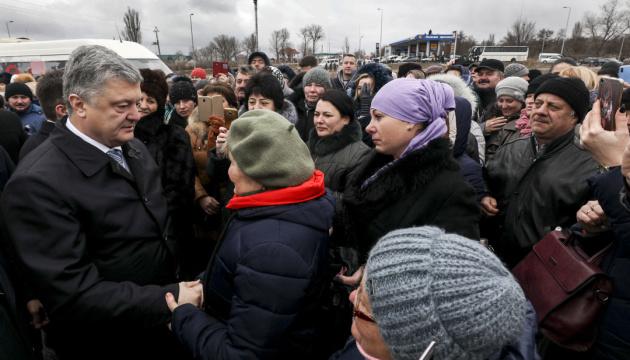 Україна не дасть Росії окупувати Азовське море - Порошенко