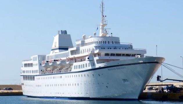 Іноземні круїзні лайнери повертаються до Одеси