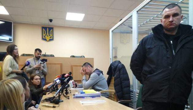 Побиття активіста на Подолі: суд арештував поліцейського Мельникова