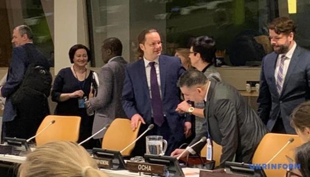 ООН рассматривает план гуманитарной помощи Украине