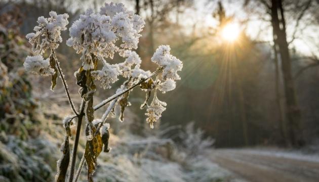 Початок весни: від - 13 до + 13, сніг, сонце та дощ