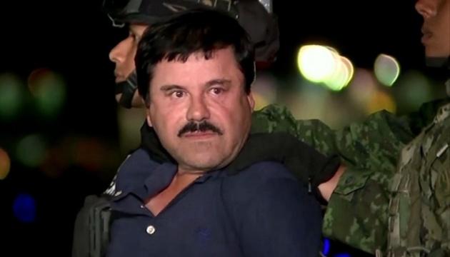Суд США визнав наркобарона Ель-Чапо винним по всіх звинуваченнях