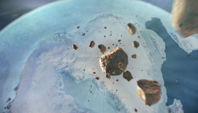 NASA знайшла другий масивний кратер під льодовиком Гренландії