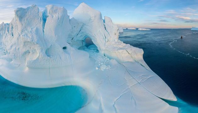 Лід зникає на Землі рекордними темпами