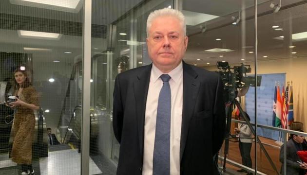 Yelchenko: Rusia debería comenzar a actuar si realmente quisiera lograr una desescalada