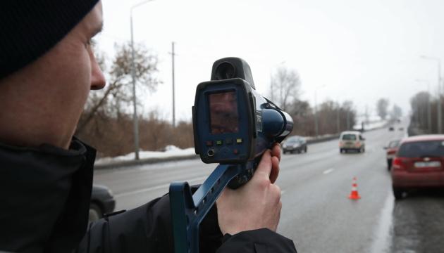 С сегодняшнего дня на украинских дорогах используют уже 50 радаров TruCam