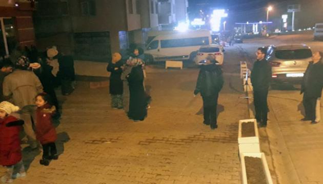 Неподалік Анкари стався землетрус