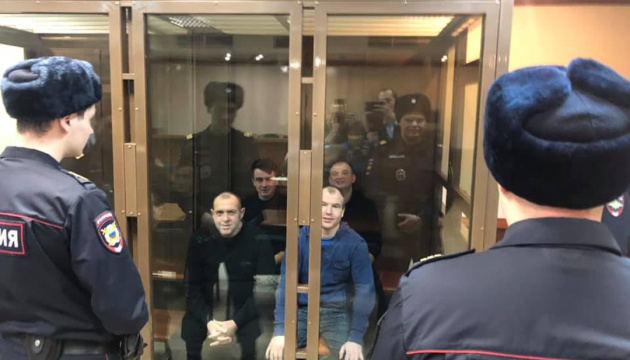 Ukrainian sailors captured by Russia are prisoners of war – UN