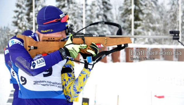 Український біатлоніст Степан Кінаш виборов