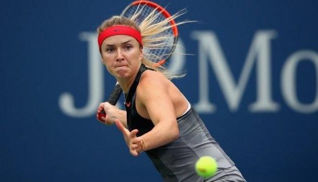 Світоліна вийшла до півфіналу тенісного турніру в ОАЕ