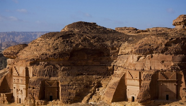 """Результат пошуку зображень за запитом """"Саудовская Аравия открыла для туристов первый культурный объект"""""""
