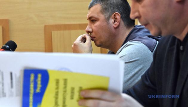 Побиття активіста: капітана поліції Мельникова відпустили із СІЗО під заставу