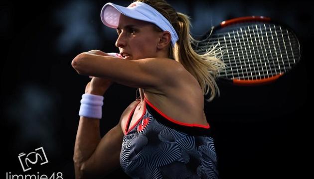 Цуренко програла румунці Халеп у другому колі тенісного турніру в Катарі
