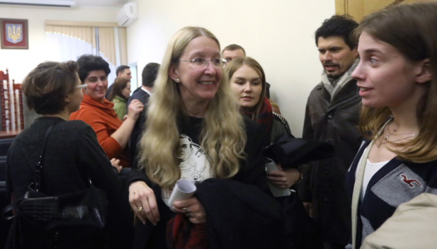 Suprun hopes Zelensky's team will continue health reform