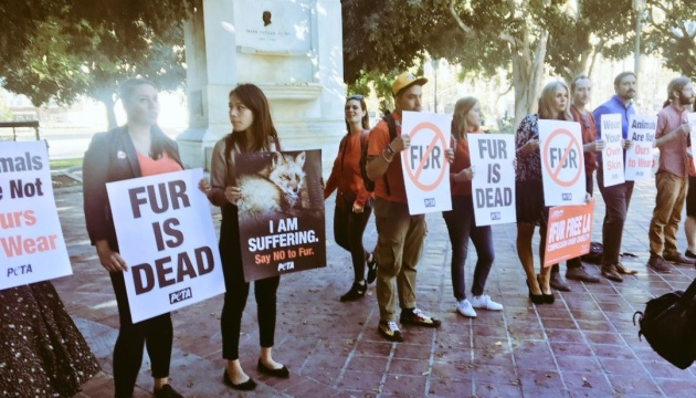 У Лос-Анджелесі вводять заборону на продаж виробів з хутра й шкіри