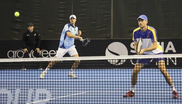 Молчанов програв у першому колі парного турніру ATP Tour 250 у Нью-Йорку
