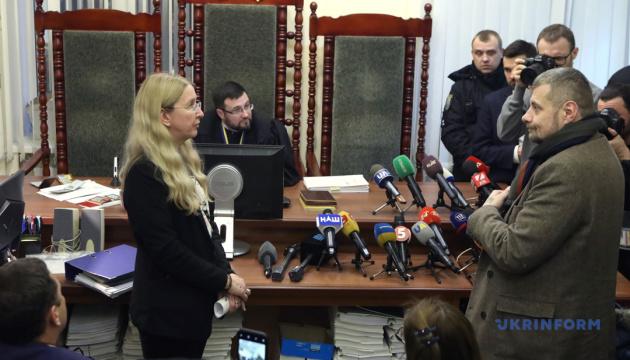Уляна Супрун знову в.о. міністра. Але епопея триває
