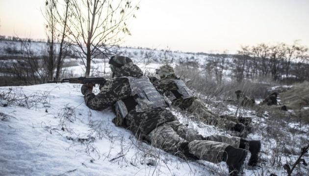 Окупанти на Донбасі чотири рази порушили «тишу» - стріляли з мінометів і кулеметів