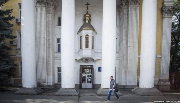 Україна закликає ОБСЄ розібратися з переслідуванням ПЦУ в окупованому Криму