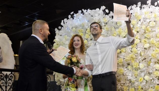 Кияни зможуть одружуватися цілодобово
