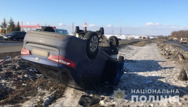 Смертельное ДТП на Харьковщине: столкнулись пять авто