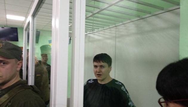 Справа Савченко-Рубана: суд задовольнив вимогу захисту про відвід суддів