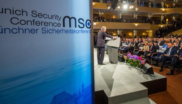 Конфлікт в Україні загрожує безпеці в євроатлантичному регіоні - Мюнхенська конференція