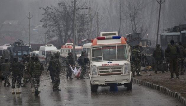 Теракт у Кашмірі: кількість загиблих зросла до 44
