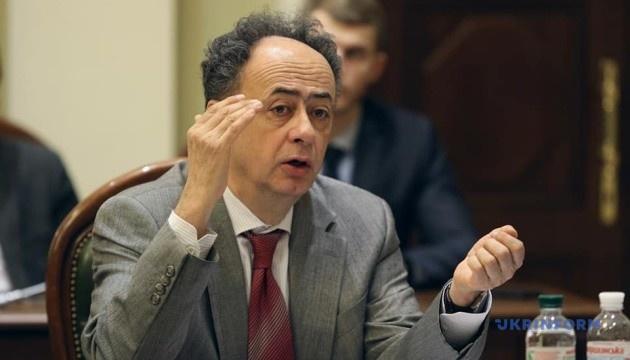 Mingarelli: La UE está haciendo todo lo posible para impulsar el desarrollo económico de Ucrania