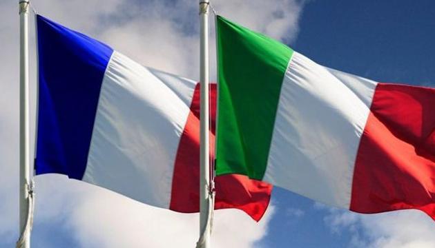 Франция возвращает своего посла в Италию