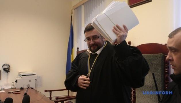 Суддя-спікер назвав дві обставини, через які Каракашьян взяв самовідвід у справі Супрун