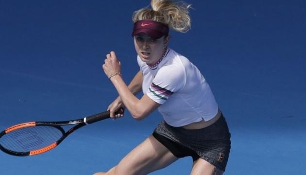 Світоліна програла румунці Халеп у півфіналі тенісного турніру в Катарі