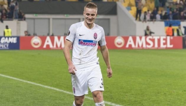 Захисник «Зорі» Сваток перейшов у хорватський «Хайдук»