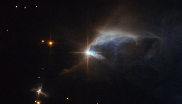 Астрономи помітили зірку, яскравість якої перевищує сонячну у мільярди разів