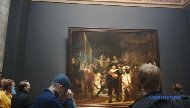 Музей в Амстердамі відкрив найбільшу виставку робіт Рембрандта