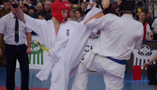 У Полтаві відбувся Відкритий Кубок України з кіокушин карате