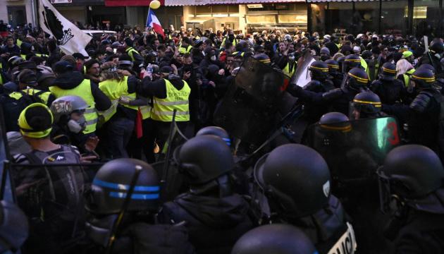 Французькі залізничники через страйки вже втратили €400 мільйонів