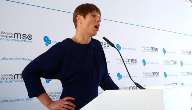Президент Естонії вибачилася перед Фінляндією за слова міністра внутрішніх справ