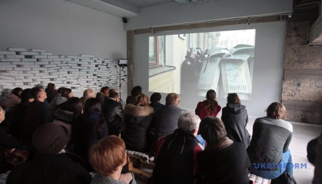 У Києві стартував відкритий показ документального кіно про Революцію гідності
