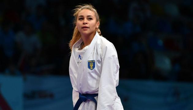 Українки Терлюга і Крива вибороли «срібло» на Karate1 Premier League в Дубаї