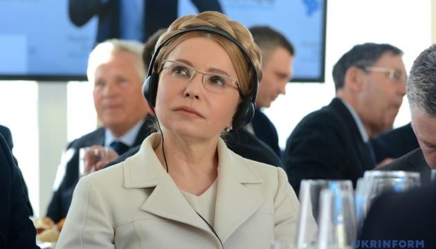 Тимошенко заявляє, що за її заявами МВС порушило дві справи щодо виборів