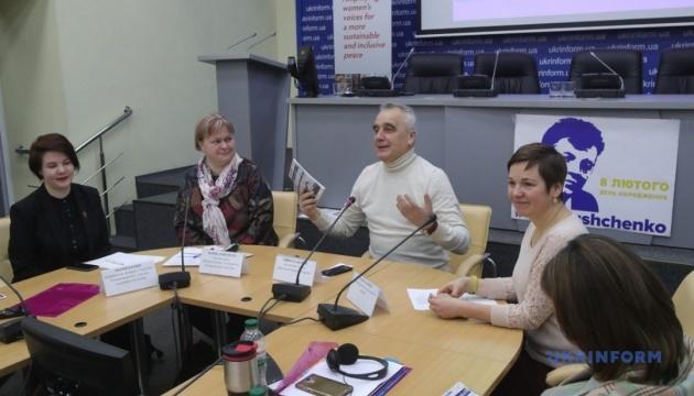 От национальной стратегии к локальным действиям. Консультация для СМИ по вопросам женщин, мира и безопасности