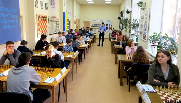 У Краматорську проходить чемпіонат України з шахів серед юніорів до 20 років