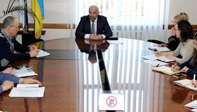 Vladyslav Manger peut retrouver son poste de président du conseil régional de Kherson