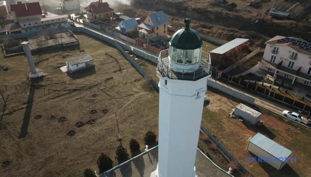 Санжійський маяк: пам'ятка, що